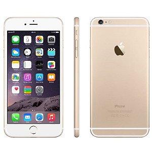 iPhone 6 16gb Apple 4G LTE Desbloqueado Dourado Usado