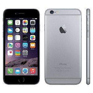 iPhone 6 64gb Apple 4G LTE Desbloqueado Cinza Espacial Usado