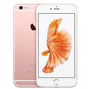 iPhone 6s 16gb Apple 4G LTE Desbloqueado Rosa - Produto de Vitrine Usado com Garantia de 90 dias