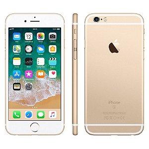 iPhone 6s 64gb Apple 4G LTE Desbloqueado Dourado Usado