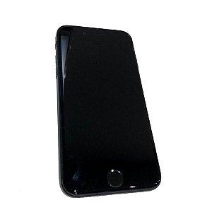 iPhone 7 32gb Apple 4G LTE Desbloqueado Preto Fosco - Produto de Vitrine Usado com Garantia de 90 dias