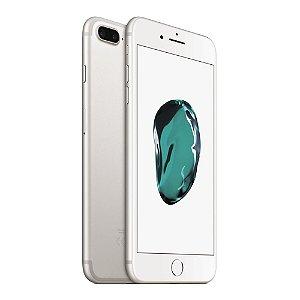iPhone 7 Plus 32gb Apple 4G LTE Desbloqueado Prateado - Produto de Vitrine Usado com Garantia de 90 dias