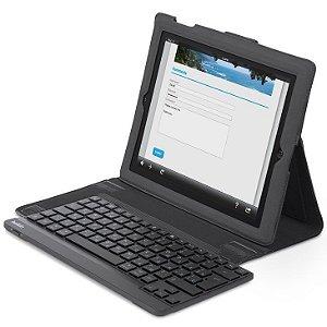Capa Belkin para iPad Preta com teclado YourType