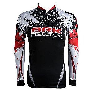 Camisa de Pesca Brk Pirarara Series 01 com fpu 50+