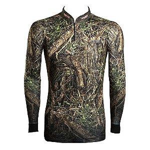 Camisa de Pesca Brk Stealth Series 02 com fpu 50+