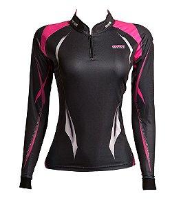 Camisa de Pesca Feminina Brk Sensitive com fpu 50+