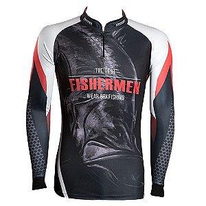Camisa de Pesca Brk Bad Snook com fpu 50+