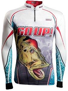 Camisa de Pesca Brk Tucunaré 60UP! 1.0 com fpu 50+