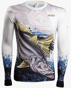 Camisa de Pesca Brk Combat Fish Robalo 2.0 fpu 50+