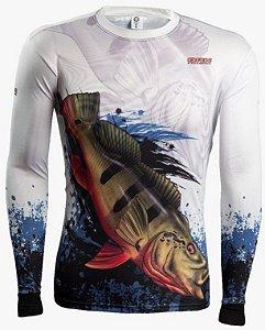 Camisa de Pesca Brk Combat Fish Tucunare Açu 2.0 fpu 50+