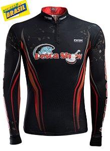 Camisa de Pesca Brk Pesca Show fpu 50+