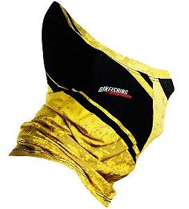 Bandana Black Mask Brk FPU 50+ REF 003