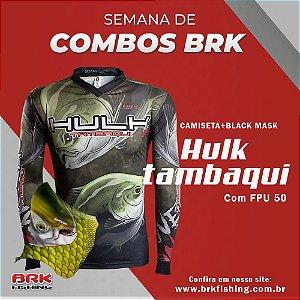 Combo 4 - Camiseta Tambaqui + Black Mask