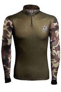 Camisa Militar Camo 01 com fpu 50+