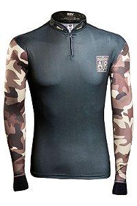 Camisa Militar Camo 02 com fpu 50+
