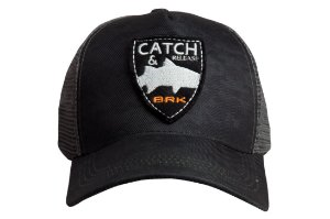 Boné de Pesca Brk Catch and Release Camo