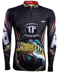 Camisa de Pesca Brk Turma Profissa 3.0 com fps 50+