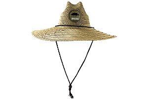 Chapéu Brk de Palha Australiana PierSide com cordão regulador