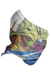 Bandana Black Mask Brk FPU 50+ REF 047