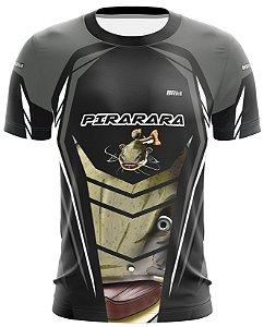 Camiseta Pirarara Casual 02 Brk Tecido Dry