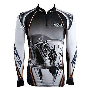 Camisa de Pesca Brk Cachorra Series 01 com fpu 50+
