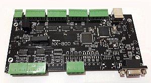 NX-USB Controladora CNC via USB 4 eixos plugin Mach3