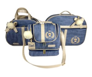 Kit Bolsa Maternidade BRSU-02 - Personalizado