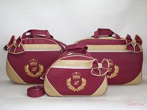 Kit Bolsa Maternidade BRS-02103 - Personalizado