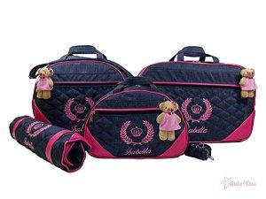 Kit Bolsa Maternidade BRS-0113 - Personalizado