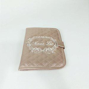 Caderneta de Vacinação MB-01 - Personalizada