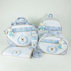 Kit Bolsa Maternidade BRS-03 - Personalizado