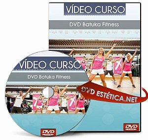 Vídeo aula de Batuka Fitness (Similar ao Zumba Fitness)