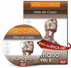 DVD Atlas do Corpo Humano Vol: 2