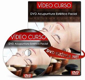 DVD de Acupuntura Estética Facial