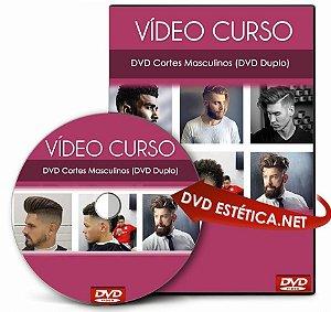 Vídeo aula de Cortes Masculinos (Duplo)