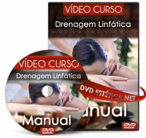 Vídeo aula de Drenagem Linfática Manual