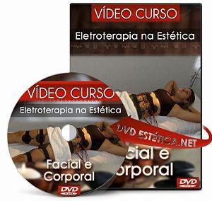 Vídeo aula de Eletroterapia na Estética - Facial e Corporal Vol: 1
