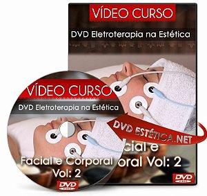Vídeo aula de Eletroterapia na Estética - Facial e Corporal Vol: 2
