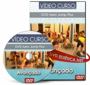 Vídeo aula de Aero Jump Plus Avançado