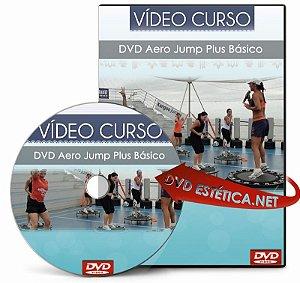 Vídeo aula de Aero Jump Plus Básico