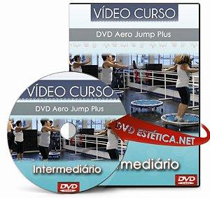 Vídeo aula de Aero Jump Plus Intermediário