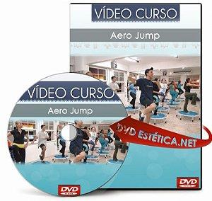 Vídeo aula de Aero Jump Vol: 1