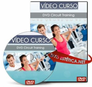 Vídeo aula de Circuito Training