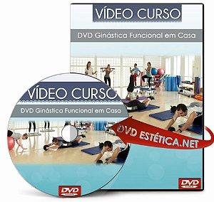 Vídeo aula de Ginástica Funcional em Casa