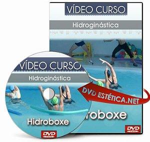 Vídeo aula de Hidroginástica Hidroboxe