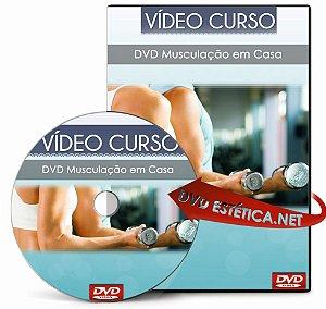 Vídeo aula de Musculação em Casa (Masculina e Feminina)