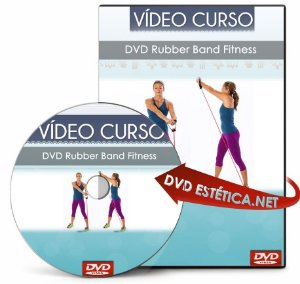 Vídeo aula de Rubber Band Fitness