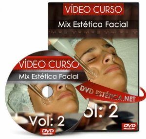 Vídeo aula de Mix Estética Facial Vol: 2