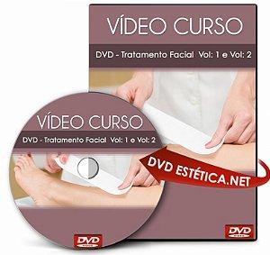 Vídeo aula de Tratamento Facial (Duplo)