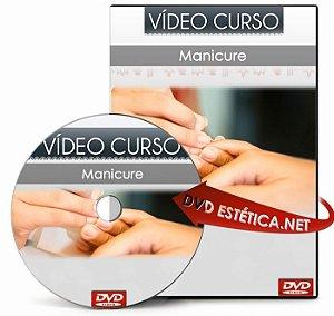 Vídeo aula de Manicure